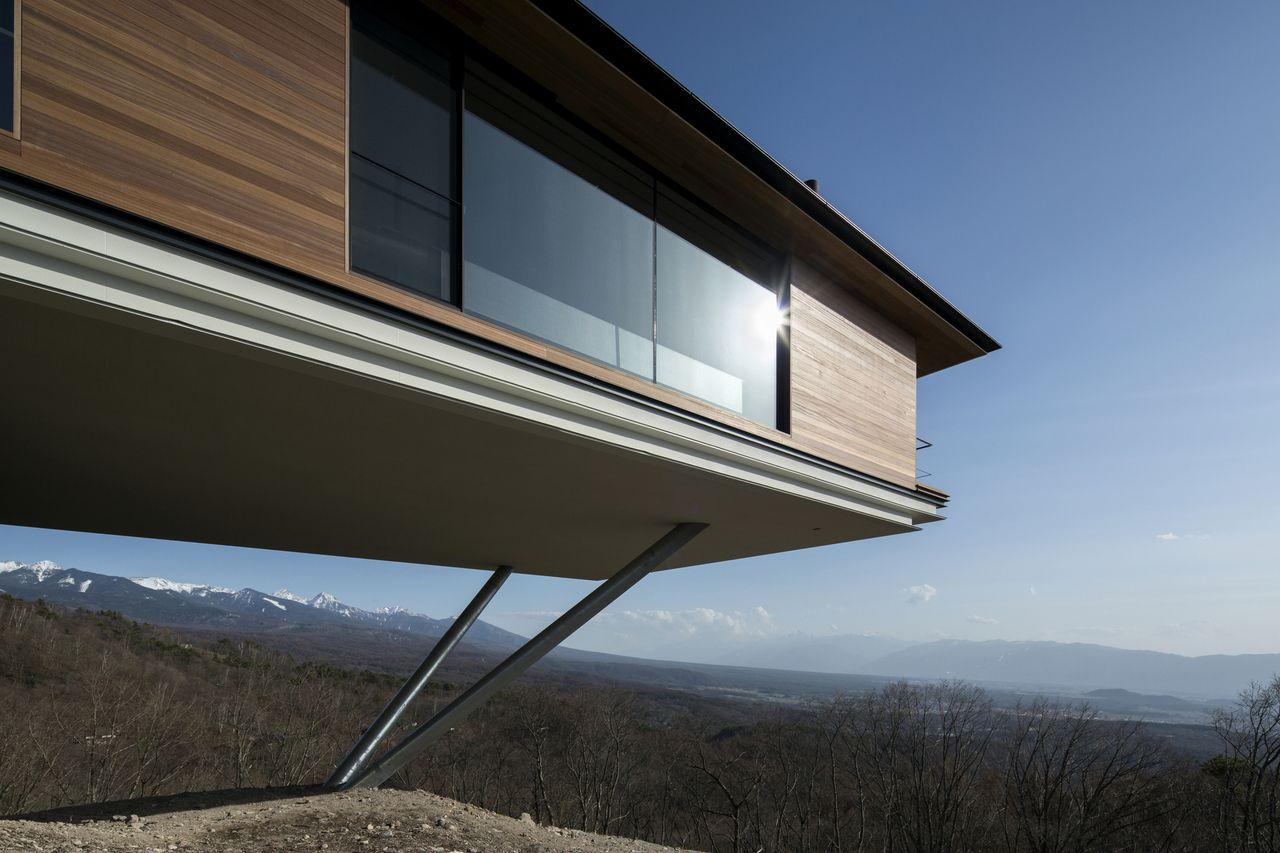 larameeee:  House in Yatsugatake / Kidosaki Architects Studio