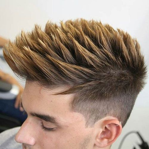 35 Best Hairstyles For Men With Straight Hair 2020 Guide Haircuts Straight Hair Short Spiked Hair Mens Hairstyles Thick Hair