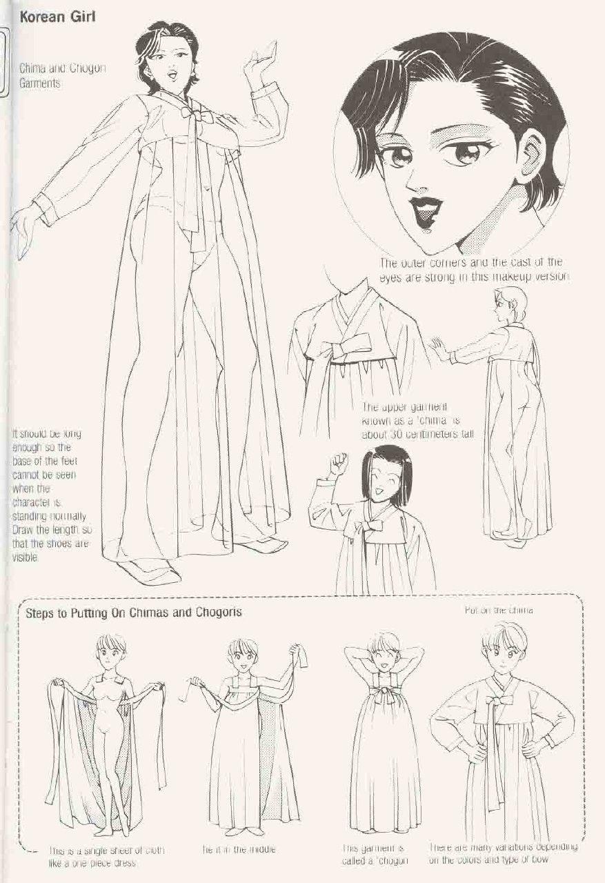 Como Desenhar Manga Shojo Como Desenhar Manga Ideias Esboco