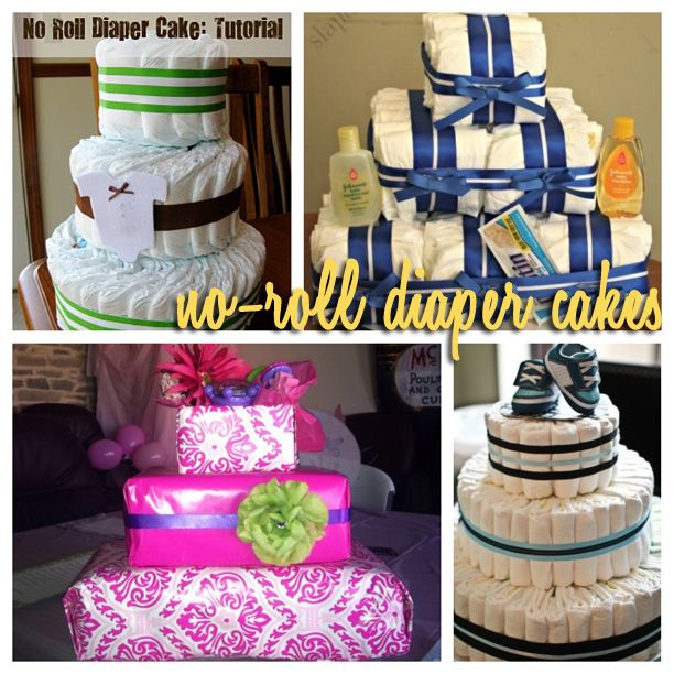 The Truth About Diaper Cakes They Suck Here Are Some No Roll