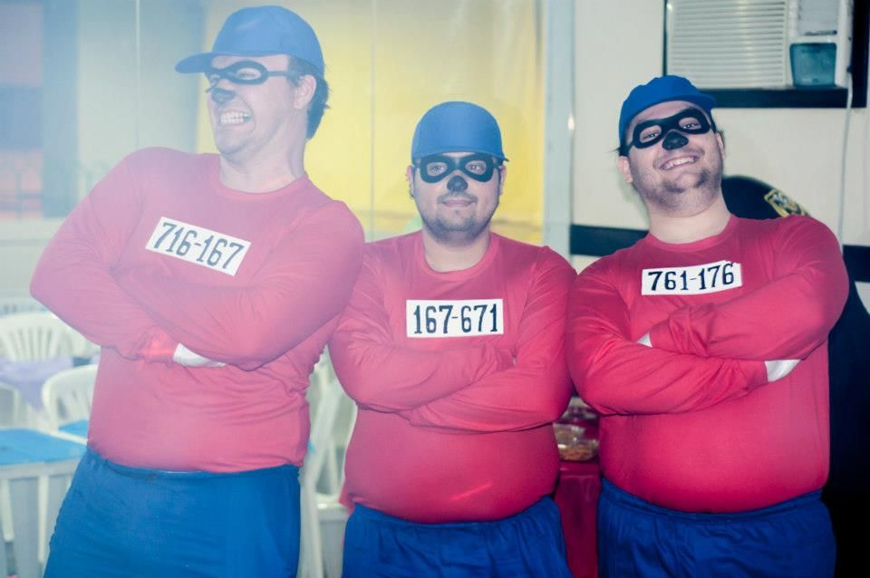 Beagle Boys Cosplay The Beagle Boys Duck Tales By Jeffduck On