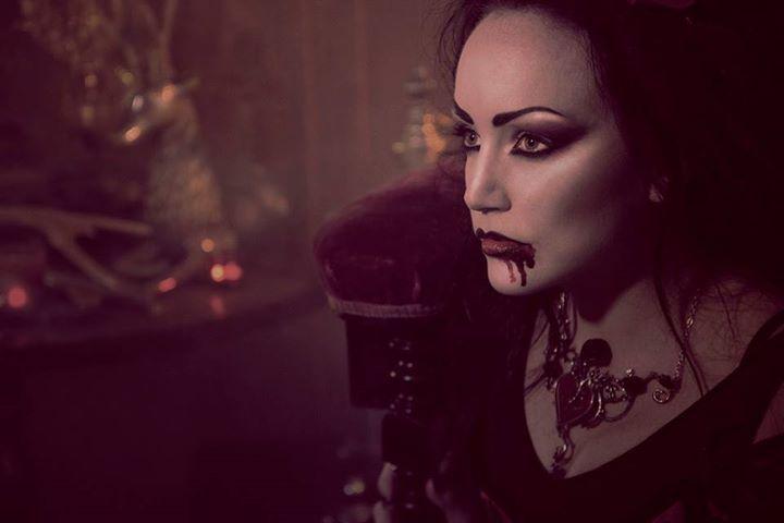 {Viona-Art} vampire lady