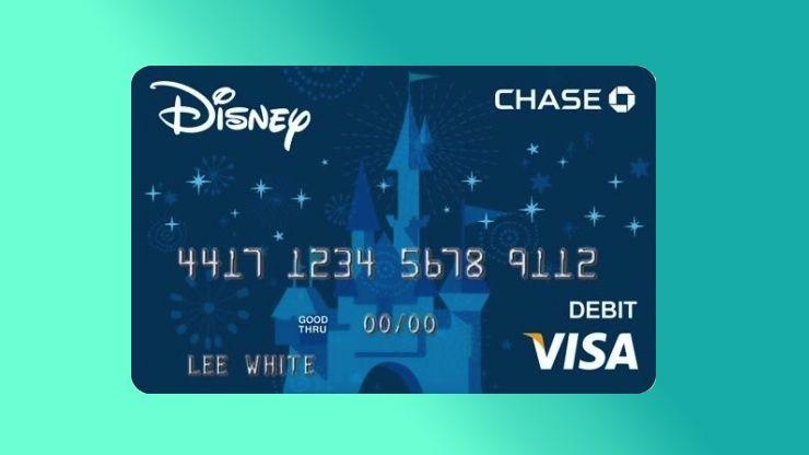 Chase Disney Visa Debit Card Discounts And Perks Guide2wdw Disney Debit Card Disney Visa Disney Visa Card