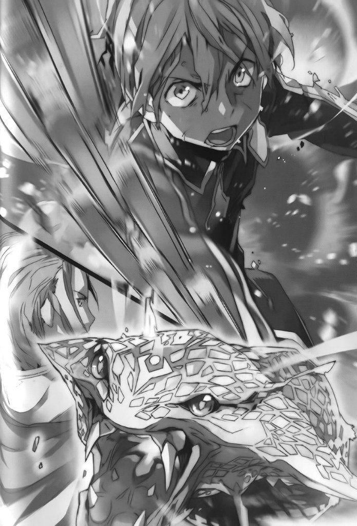 Sword Art Online [11 том] Алисизация поворот / Мастера