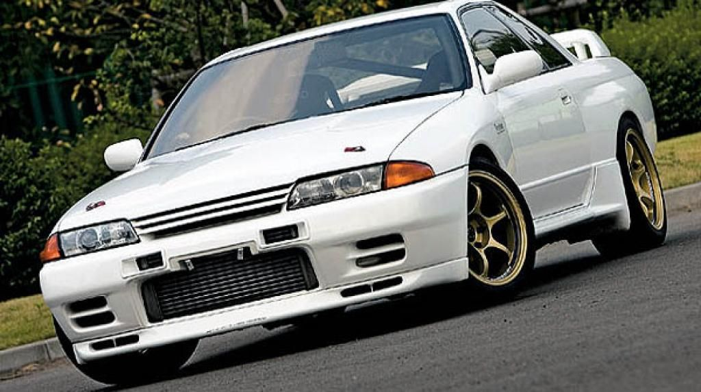 Ten of the Best Japanese Cars Ever Made - 1. Nissan Skyline GT-R R32 ...