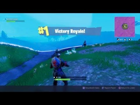 ps4 fortnite battle royyal how to win solo