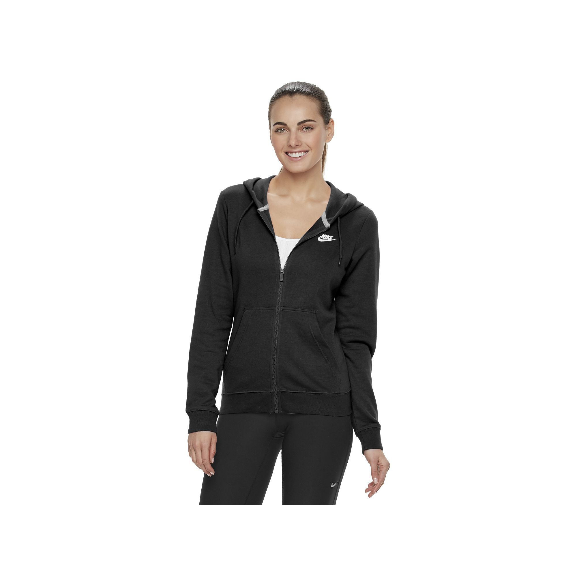 87a7d98e2c46 Women s Nike French Terry Zip Up Hoodie