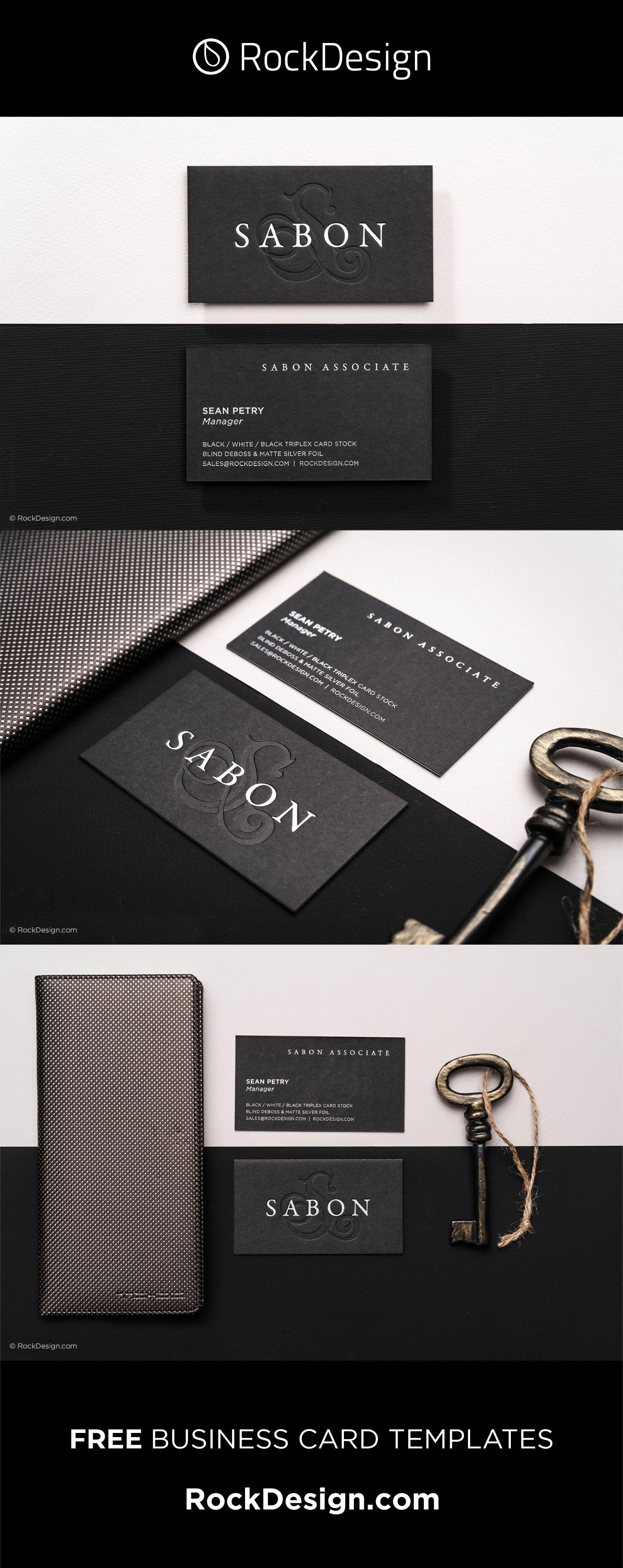 The appearance of a business card says a lot about your business, which is  why our … | Professional business card design, Luxury business cards, Black  business card