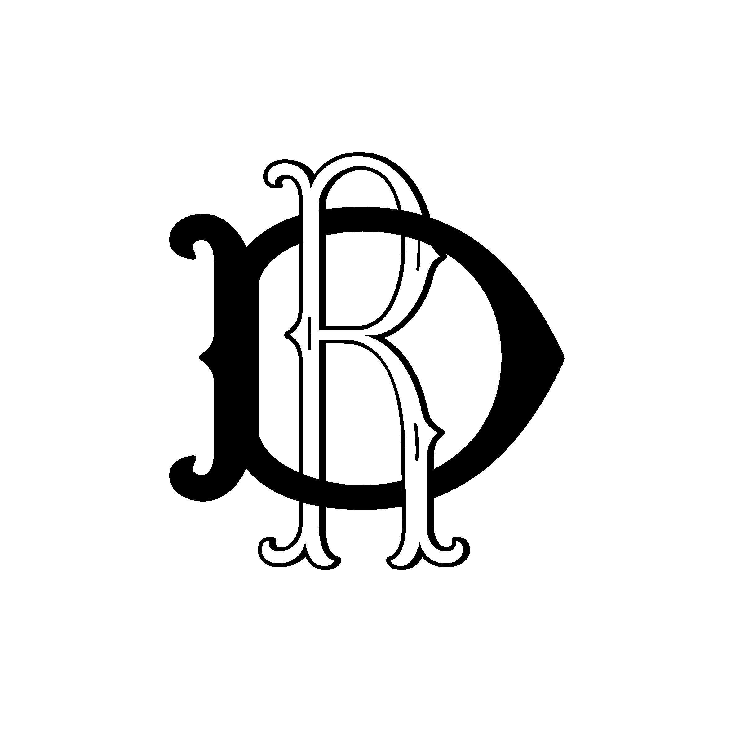 vintage digital wedding monogram 49 wedding logo custom wedding rh pinterest com bridal shower logo free Wedding Shower Clip Art