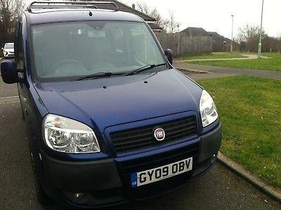 eBay: Fiat Doblo 2009 1.3 Multijet Spare or Repair #carparts ...