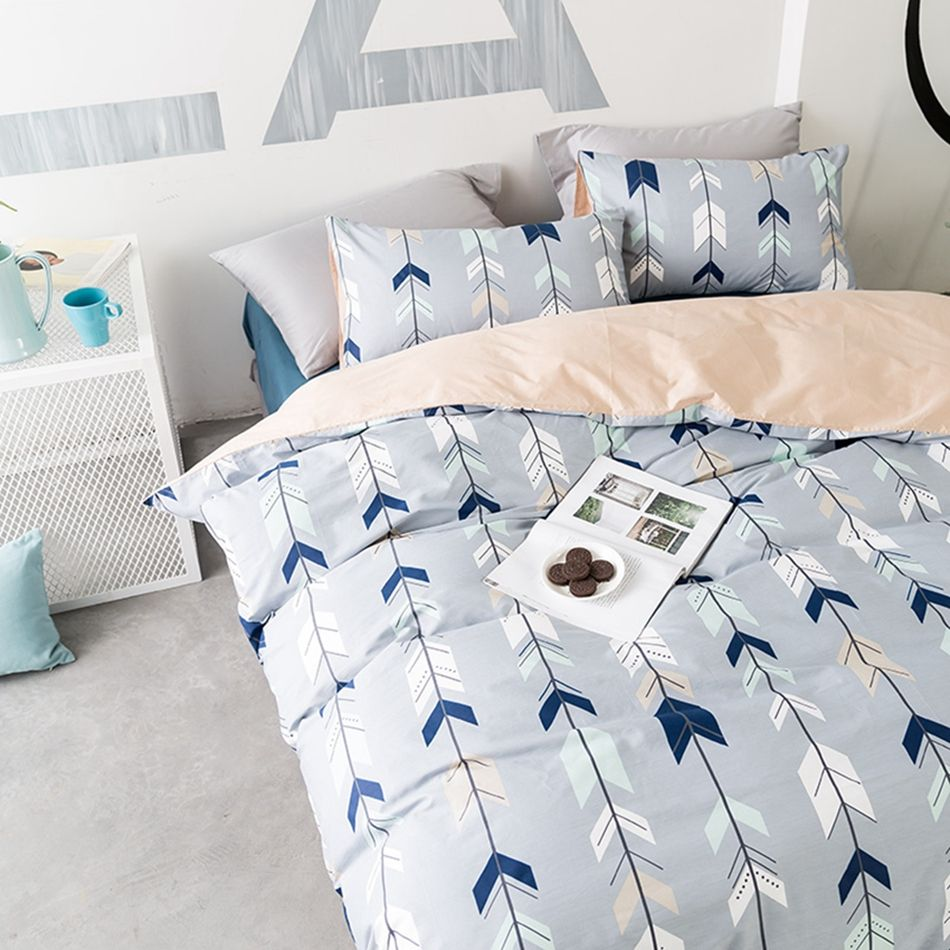 brief arrow duvet cover set twin queen king size bedding sets 100 cotton duvet cover