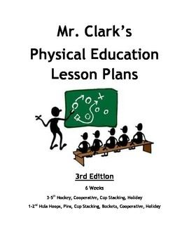 Elementary Physical Education Lesson Plans 3rd Edition