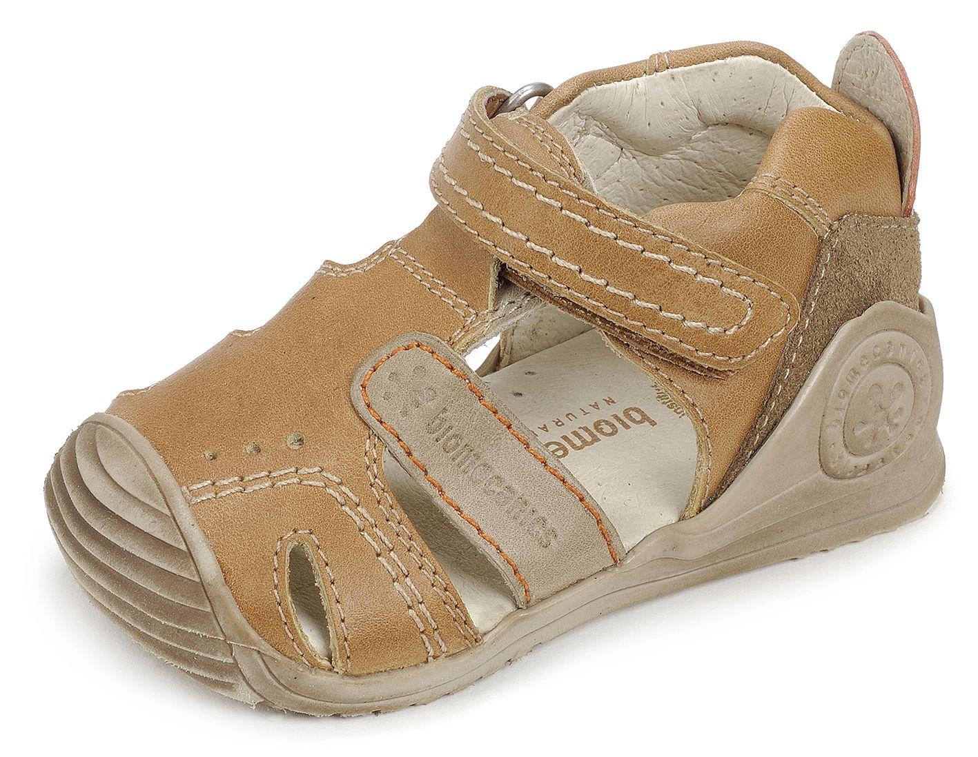 nueva productos 7d9f5 2ad61 Sandalia Biomecanics niño - Marrón - 172145 | BEBE | Zapatos ...