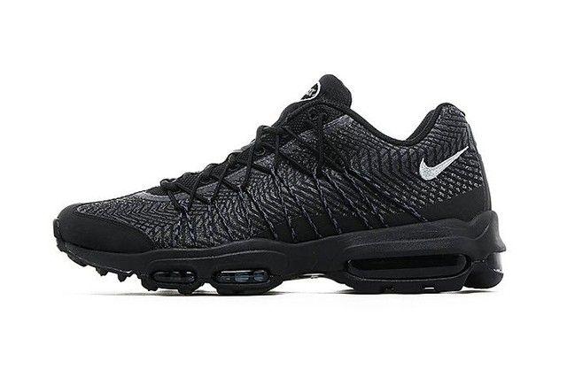 Nike Air Max 95 Ultra SE (Black) Sneaker Freaker
