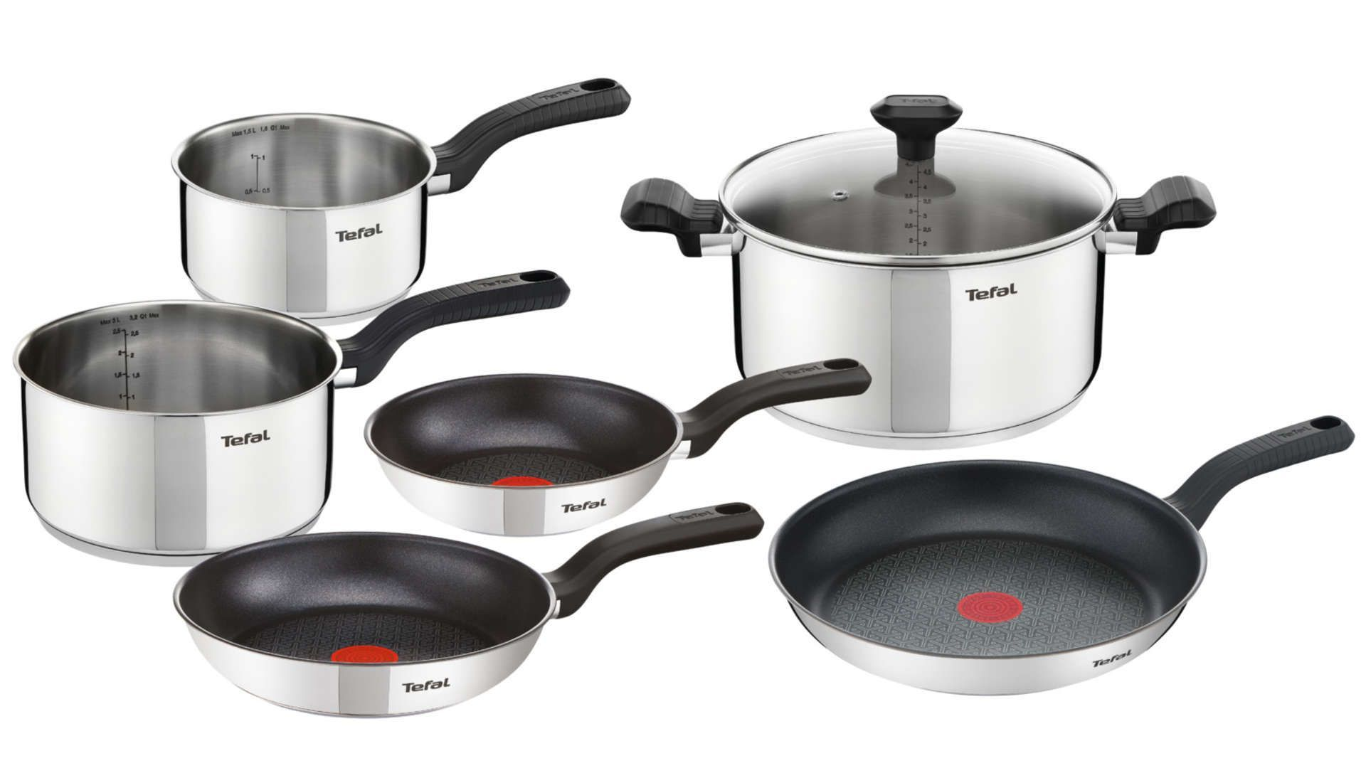 Cookware All Hobs Except Induction Tefal 707997 In 2020 Cookware