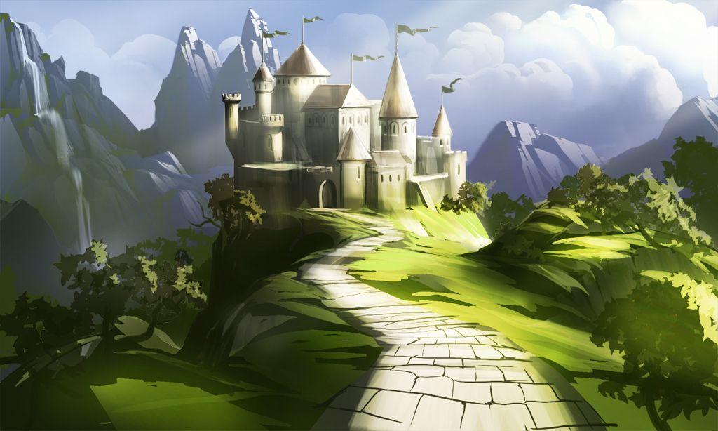 Fairy+Tale+Castle | fairy tale castle by APetruk