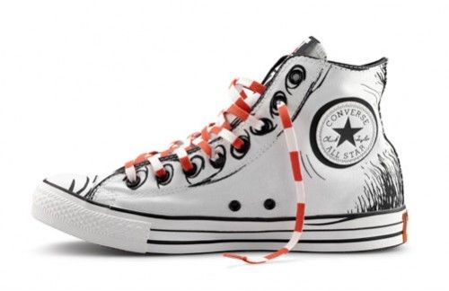 Converse Chuck Taylor All Star Hi Dr. Seuss Cat In the Hat