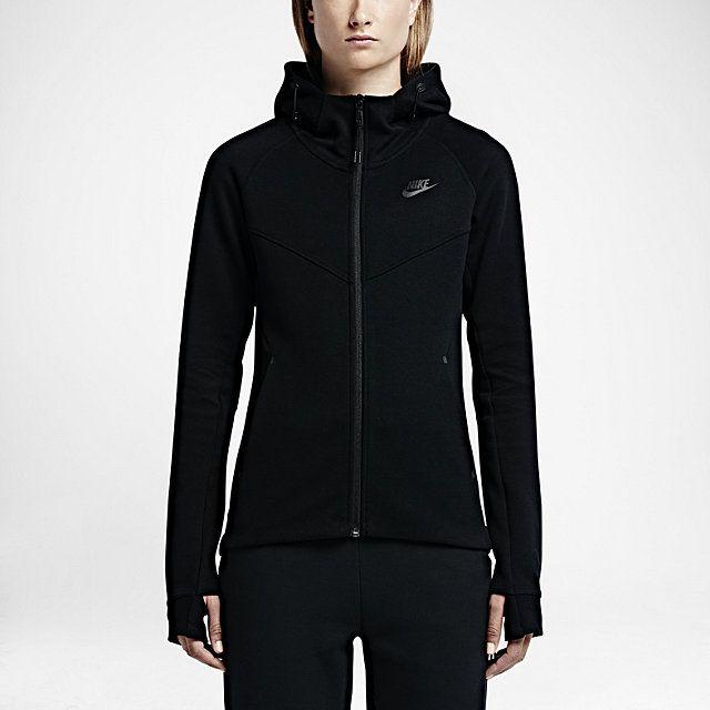 Nike Tech Fleece Windrunner Full-Zip Women s Jacket. Nike.com ... 9e22f5f7cb