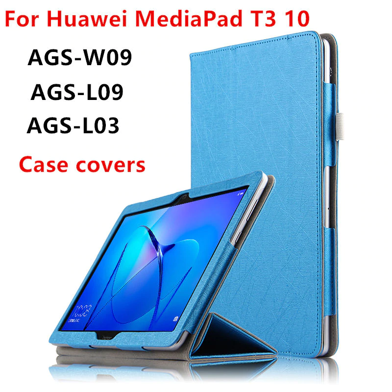 Case For Huawei Mediapad T3 10 Protective Cover Tablet For Huawei ...