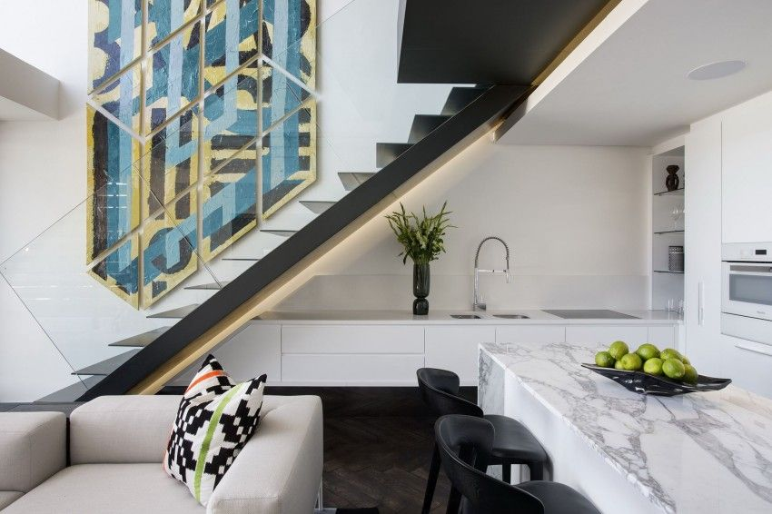De waterkant apartment by aa interiors and okha interiors cape town south africa