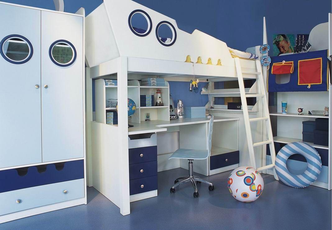 Beach And Ocean Themed Rooms Modern Kids Bedroom Kids Bedroom