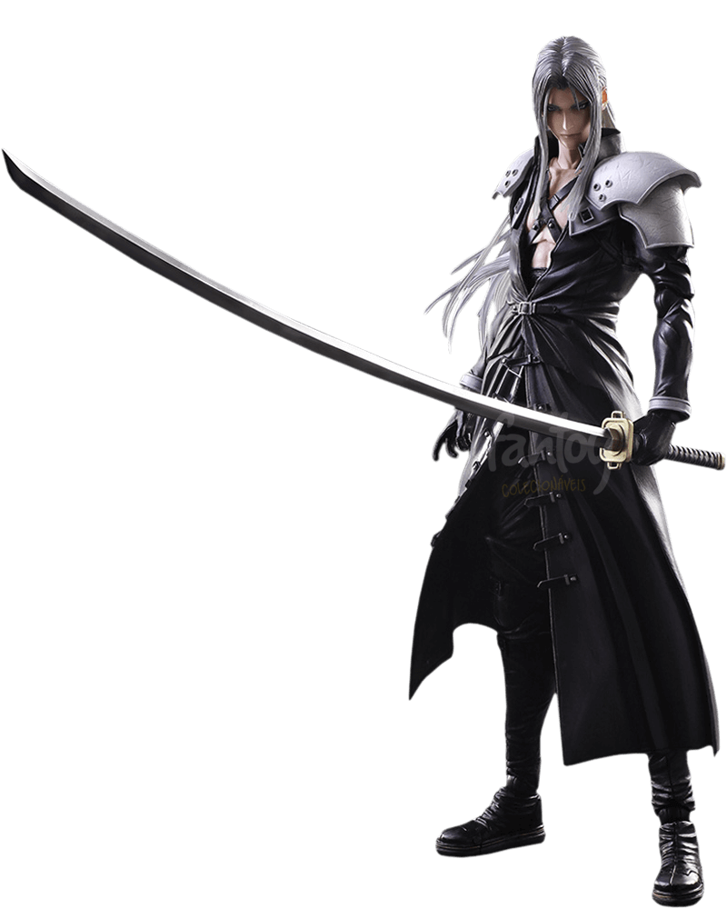 Sephiroth - FInal Fantasy VII: Advent Children - Play Arts Kai (Square Enix)