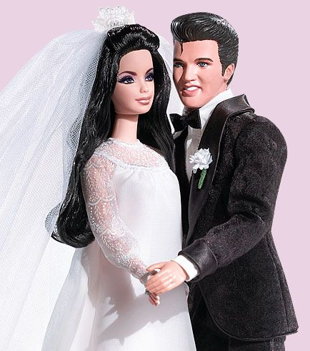 Priscilla Presley Honeymoon Outfit Google Search Elvis Bridal Gowns