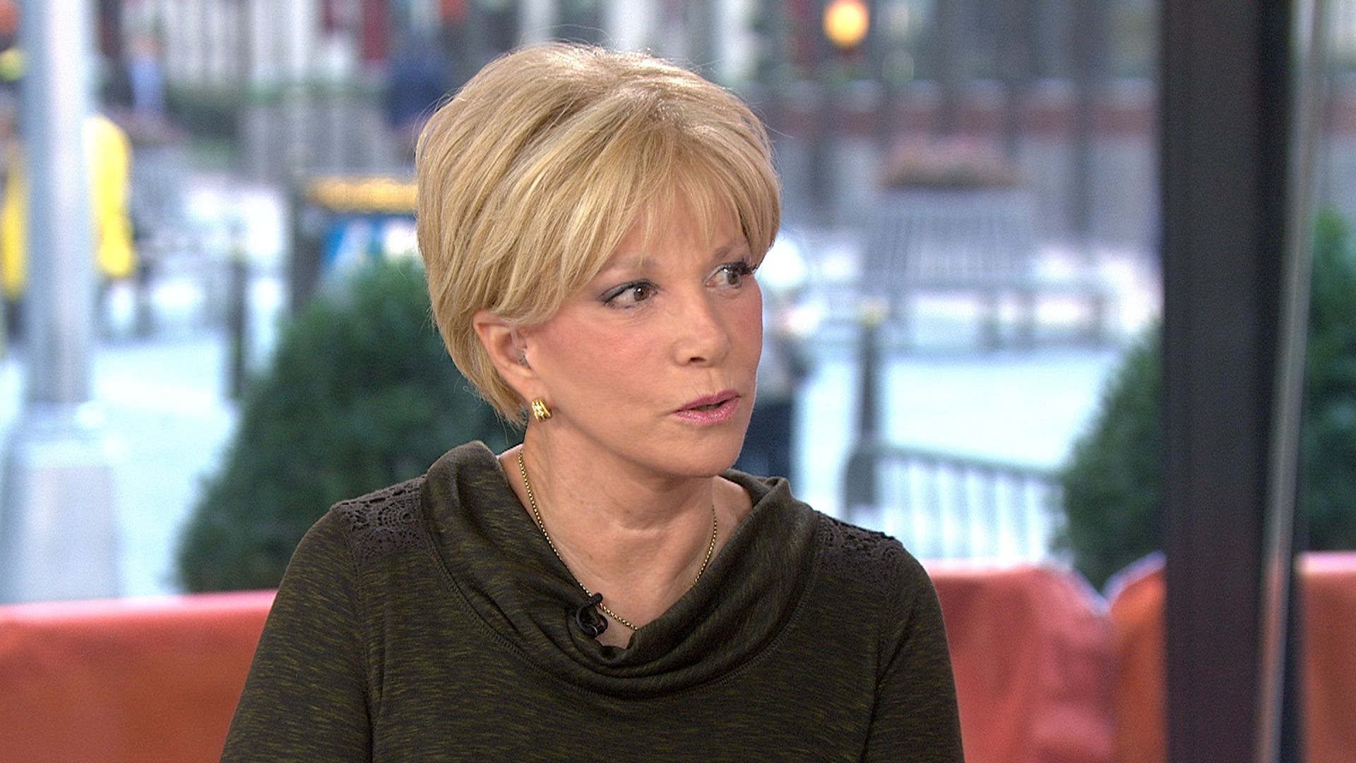 Why did Joan Lunden get a breast ultrasound... and do you need one?