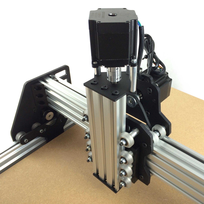 OX CNC Machine Mechanical Kit Customer Gallery Ooznest