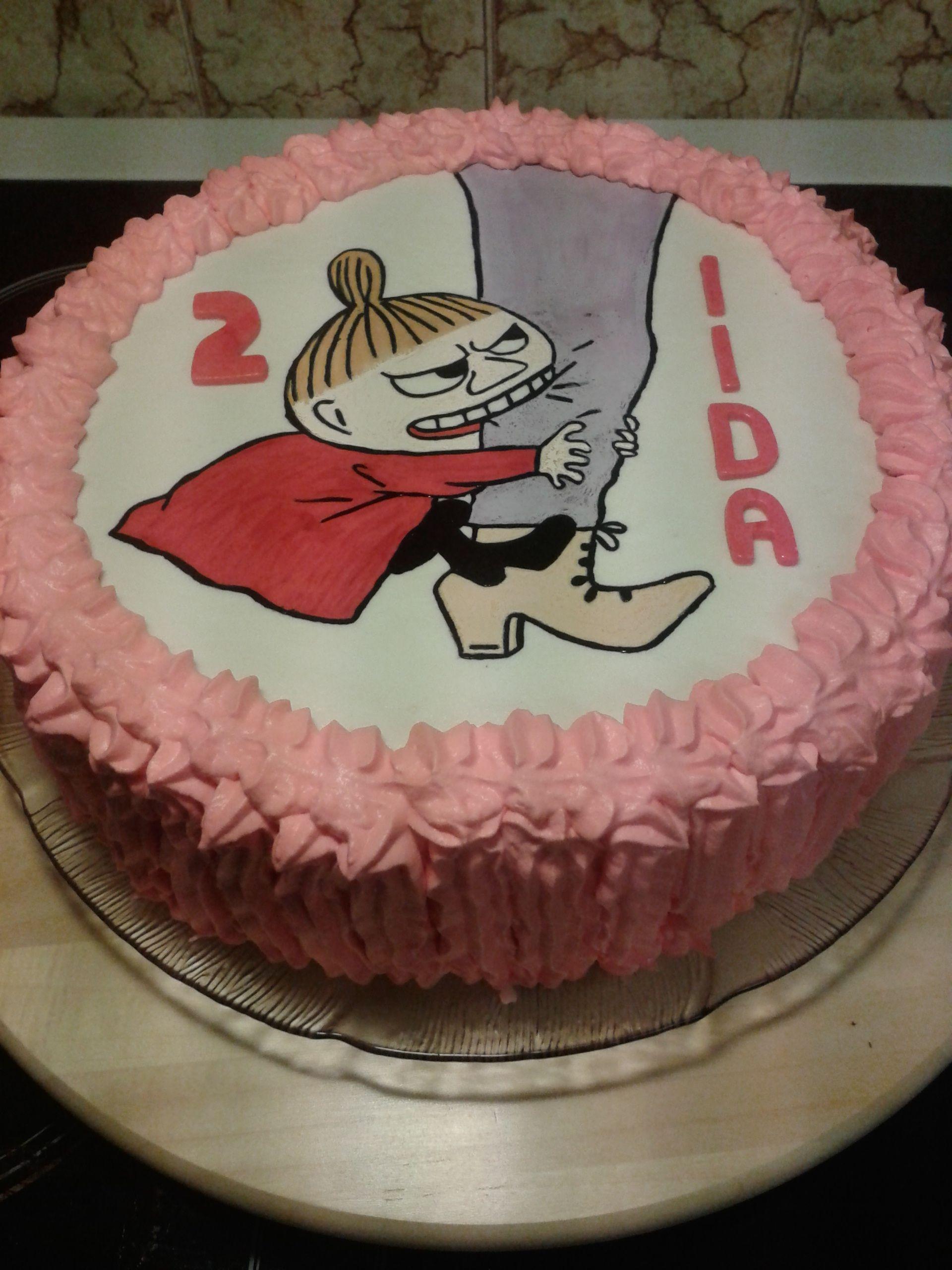 Pikku myy kakku