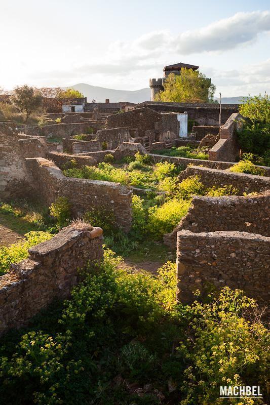 7 pueblos de extremadura que tienes que visitar - Casas gratis en pueblos de espana ...