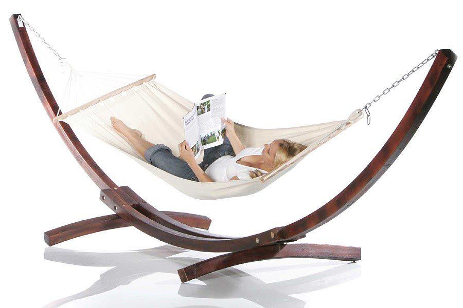 h ngematte mit holz gestell garten garten holz und h ngematte mit holzgestell. Black Bedroom Furniture Sets. Home Design Ideas