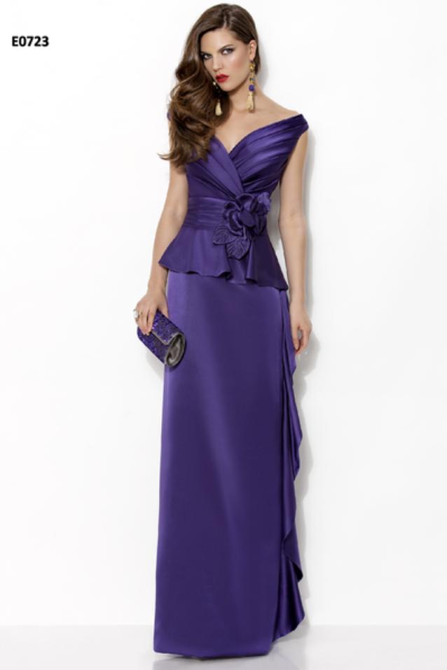 Vestido de fiesta largo Esperanza García | Vestidos | Pinterest ...
