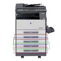 Konica Minolta bizhub 162 Printer GDI Drivers Download Free