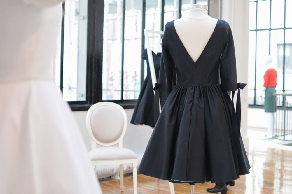 Robe cocktail la redoute