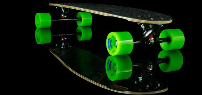 Cigar 31 | Camber Series | Bustin Custom Skateboards