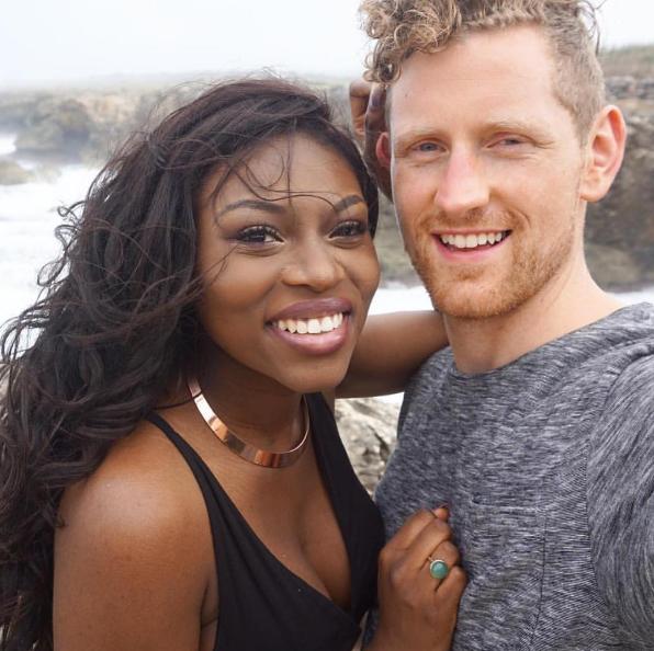 white black Interracial men women dating