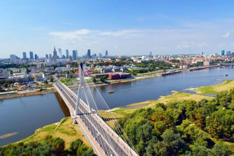 Fun Things To Do In Warsaw With Kids - Four Around The World