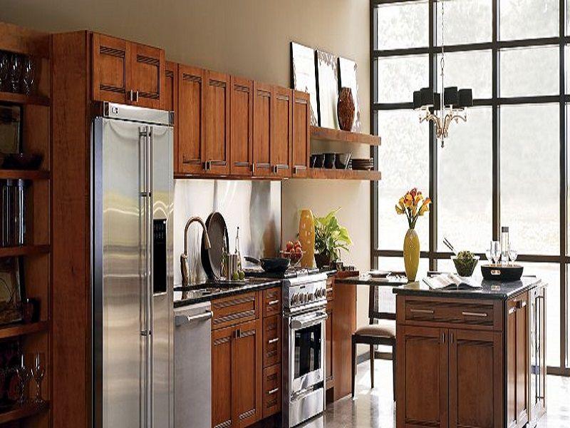 Thomasville Kitchen Cabinets Whiskey Black ~ http://lanewstalk.com ...