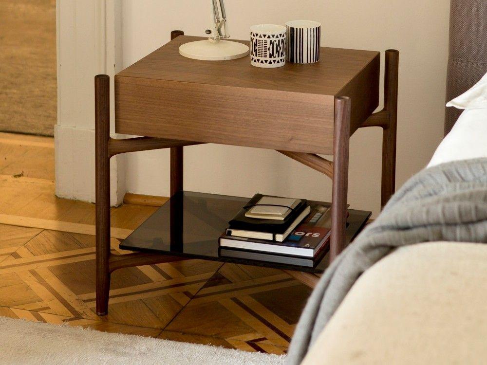 Mobili Porada ~ Porada regent bedside table by t colzani chaplins cabinet