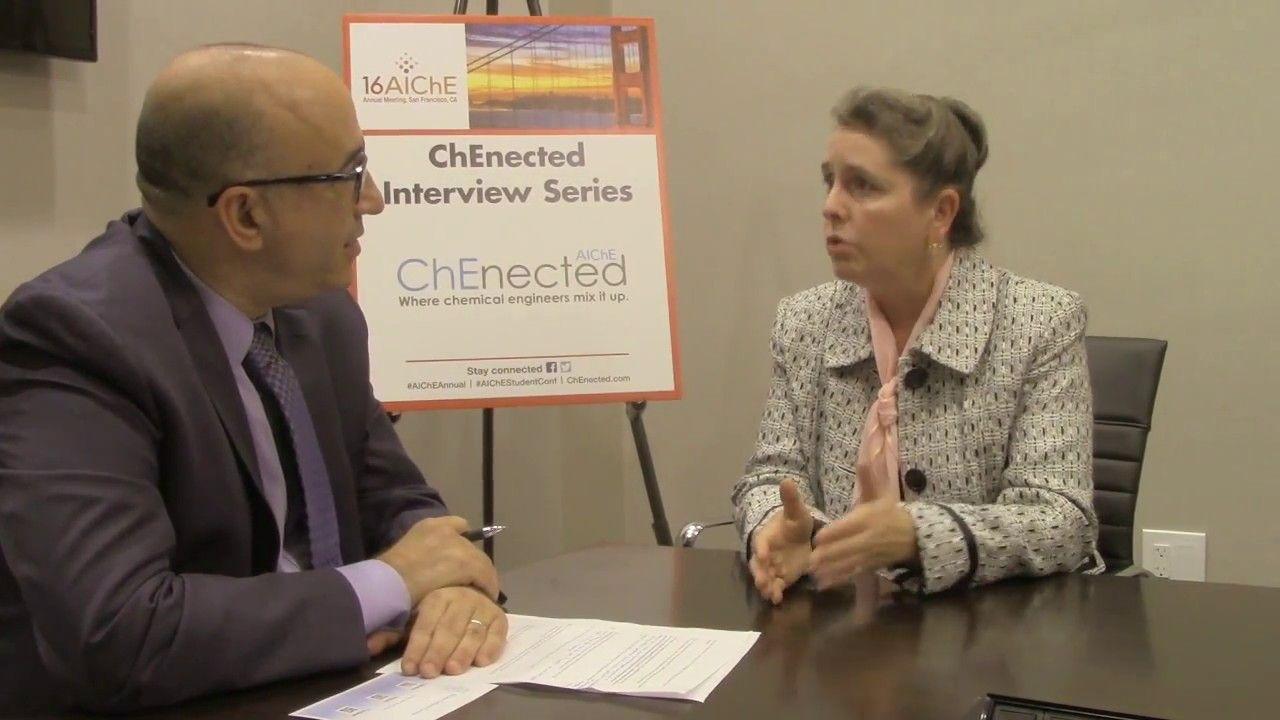 Chevron's Cynthia Murphy-Ortega on Women in Chemical Engineering