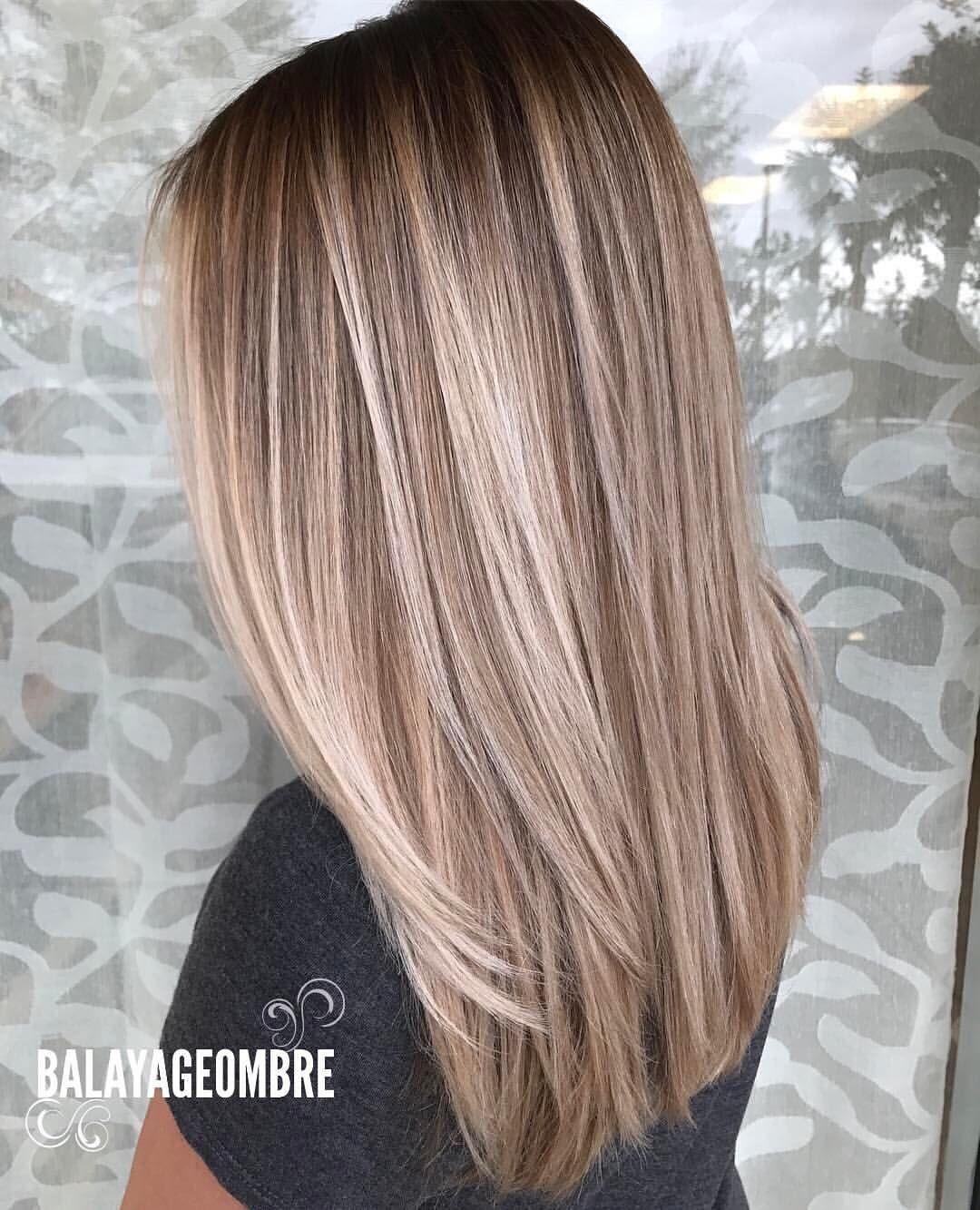 Watch Tag: Balayage Hair video
