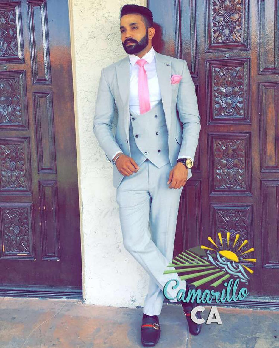 Pin By Tanveer Brar On Dilpreet Dhillon Mens Outfits Gents Coat