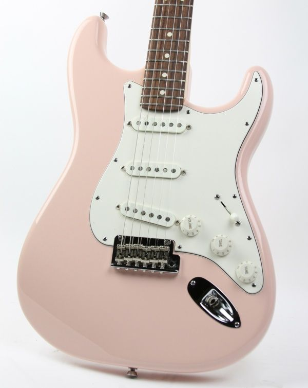 2013 Fender FSR USA Stratocaster, Shell Pink | Guitars!!! in