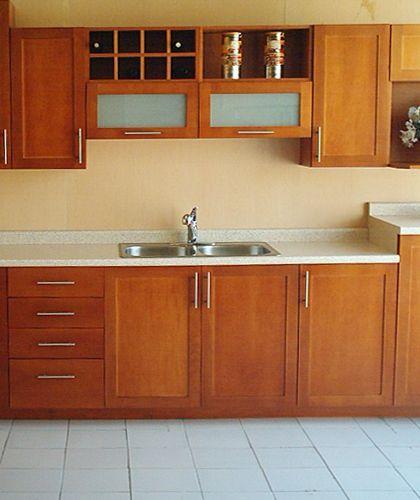 Cocina de madera sue os que cumplir en 2019 pinterest for Muebles de madera para cocina pequena