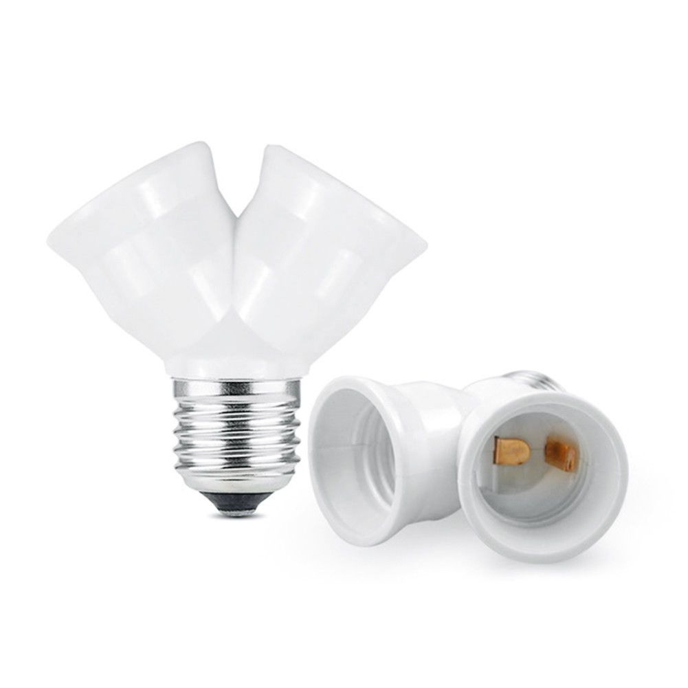 2P GU10 Halogen Photo Lamp Bulb Socket CONNECTOR Base Fixtures