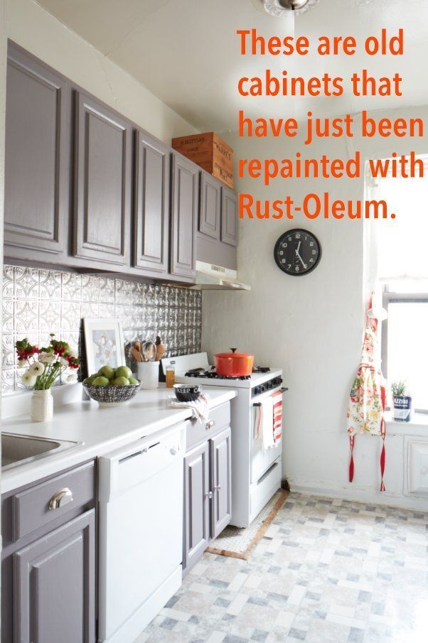 Rust Oleum Cabinet Refinishing Kit Refinishing Cabinets Rustoleum Cabinet Transformation Colors Old Kitchen Cabinets