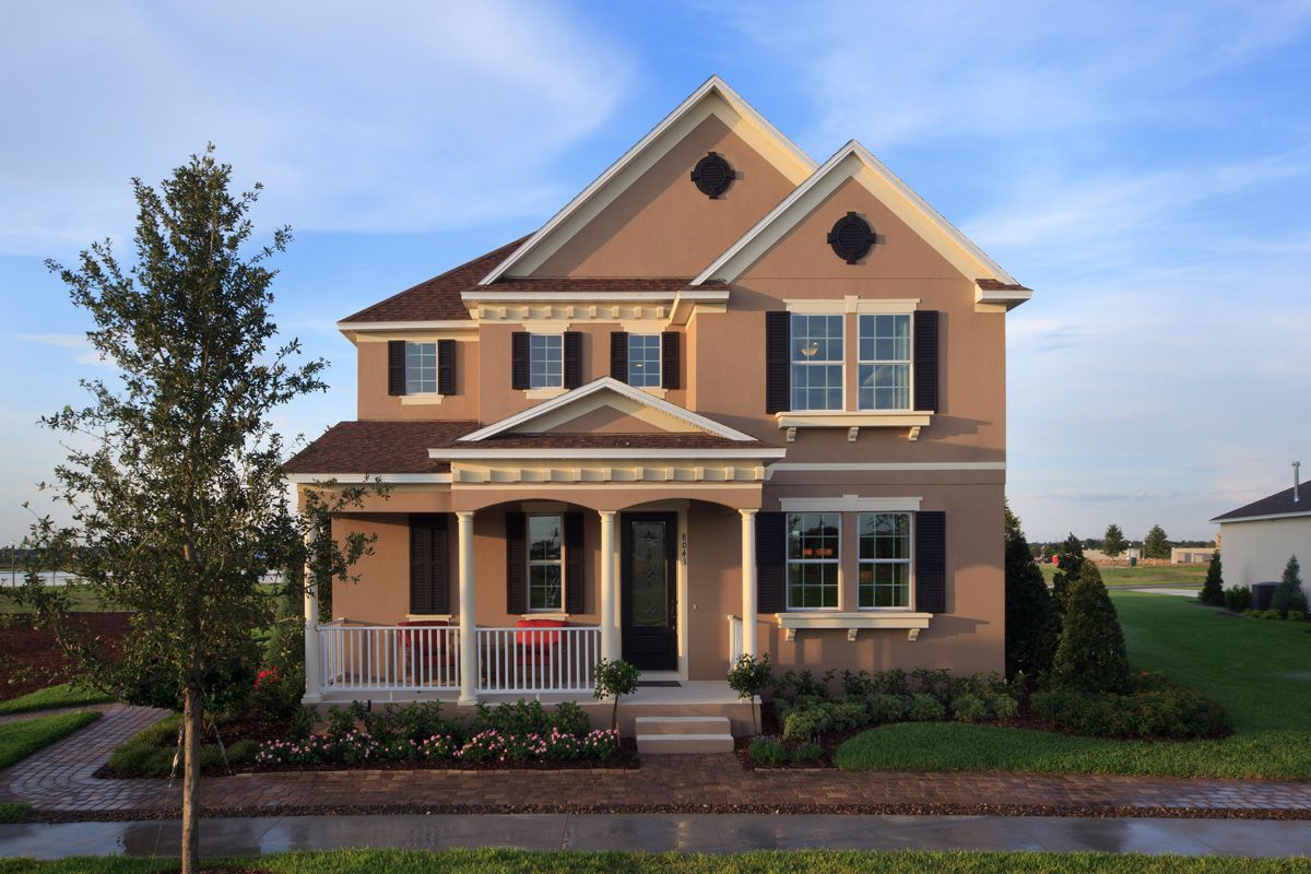 The 2773 Colonial Kb homes, New homes, Model homes