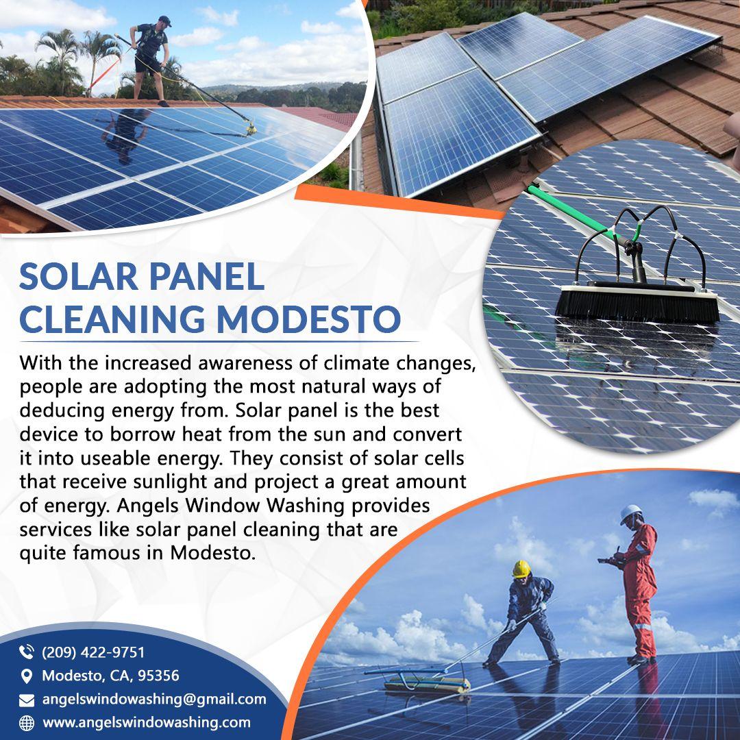 Solar Panel Cleaning Washing Services Solar Panels Solar Solar Panel Technology