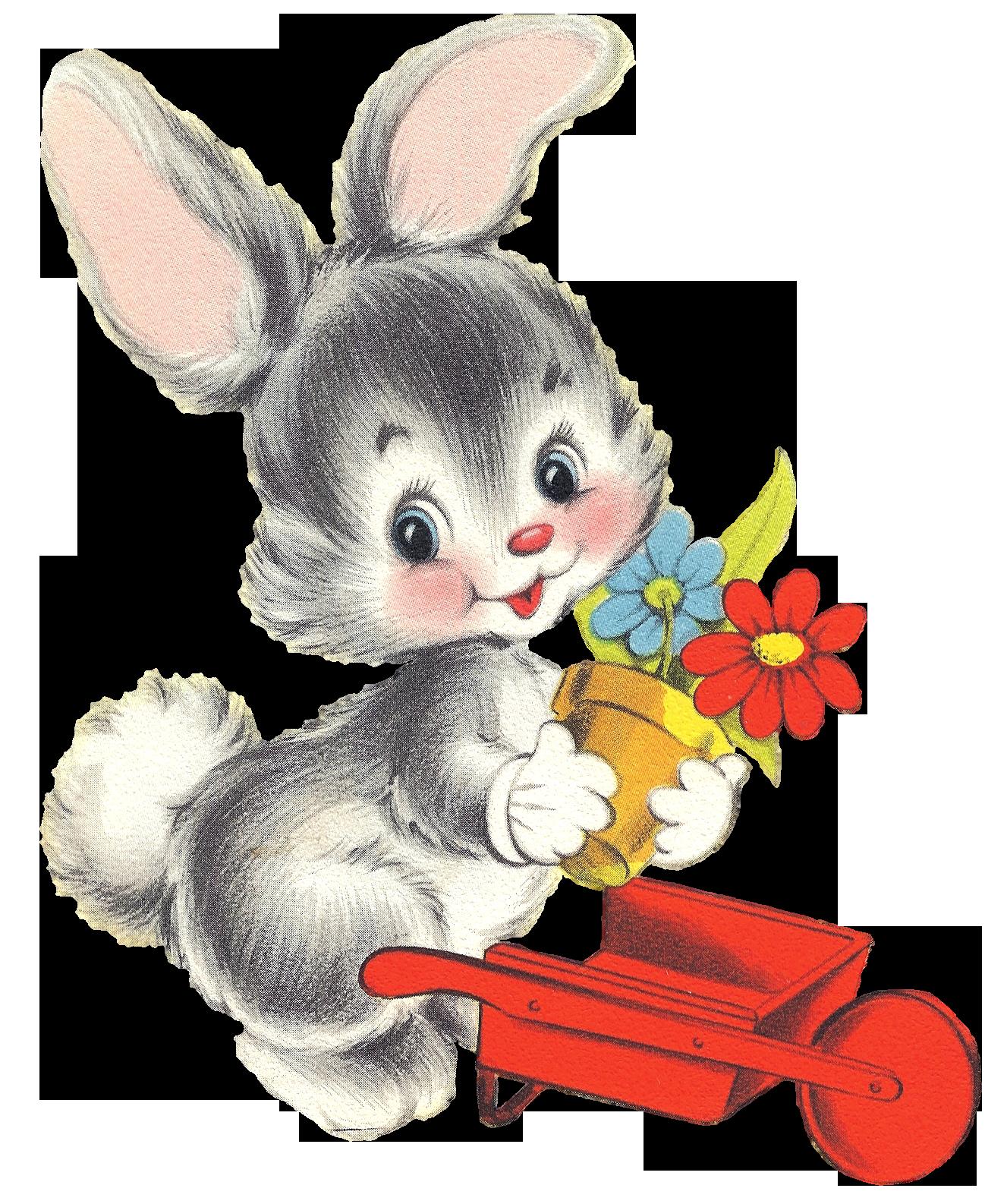 ImagiMeri's | clip art | Easter paintings, Easter, Vintage ...